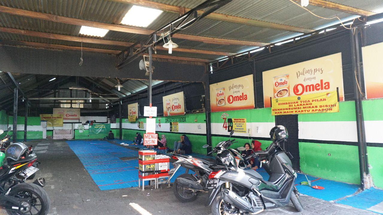 Pancong Rawa Belong
