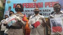 Sempat Viral, Penjambret Kalung 20 Gram Nenek di Pondok Aren Ditangkap