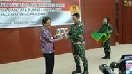 Pemerintah Serahkan Sertifikat Hak Pakai Urut Sewu kepada TNI AD