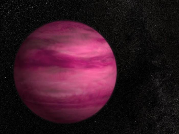 planet pink GJ 504b