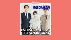 Podcast ngedrakor!: Review Akhir Its Okay To Not Be Okay