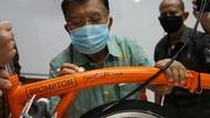 Lelang Amal Sepeda Brompton Laku Rp 200 Juta, Ditebus First Lope Sandiaga Uno