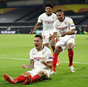 Hempaskan Wolves, Sevilla Hadapi MU di Semifinal Liga Europa