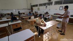 Siswa dari Zona Merah Diminta Tetap PJJ Meski Sekolahnya di Zona Kuning