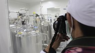 Video Gini Nih Jeroan Tempat Produksi Vaksin Corona di Bandung