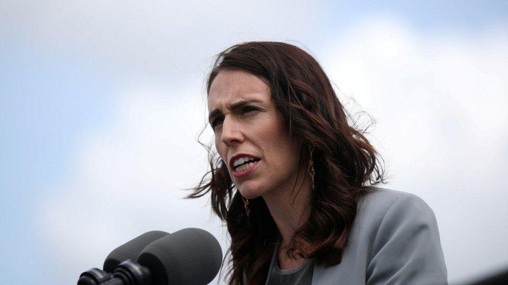 PM Selandia Baru Lockdown Kota Auckland Selama 12 Hari