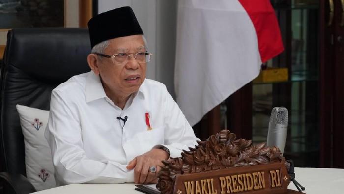 Wakil Presiden Maruf Amin