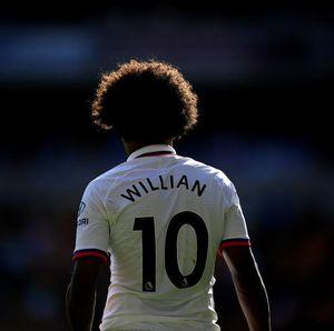 Willian Pergi, Siapa yang Akan Pakai Nomor 10 di Chelsea?