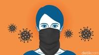 4 Alasan Masker Ini Disebut Paling Tak Efektif Tangkal Corona