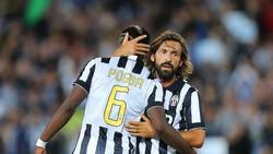 Paul Pogba Begitu Ideal Bagi Andrea Pirlo