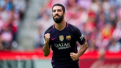 Meredup di Barcelona, Arda Turan Salahkan Ernesto Valverde