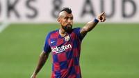 Vidal Suka Banget Format Baru Liga Champions