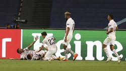 PSG Akhiri Kutukan Perempatfinal di Liga Champions