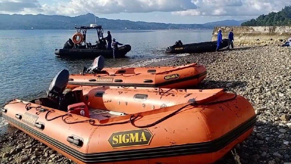 Pencarian Penyelam Wanita WN AS Hilang di Laut Ambon Dihentikan