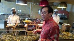 Alasan Bos Sido Muncul Buka Hotel Tanggal 13 & Saat Corona Merebak
