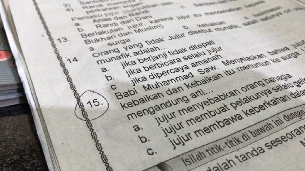 Diduga Hina Nabi Muhammad, Buku di Pangkalpinang Ditarik
