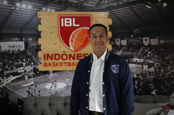 Direktur Utama IBL Junas Miradiarsyah