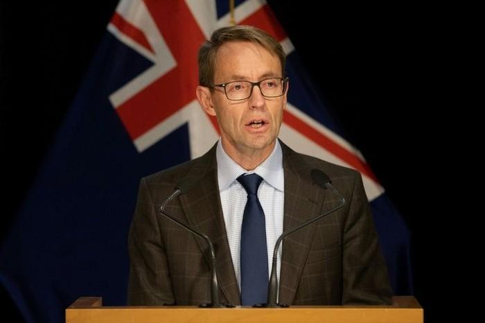 Dirjen Kesehatan Selandia Baru Ashley Bloomflied (AFP Photo)
