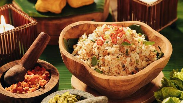 Fakta tentang nasi tutug oncom