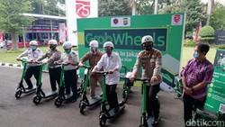 Grabwheels Meluncur Lagi di Jakarta, Ini Lokasinya