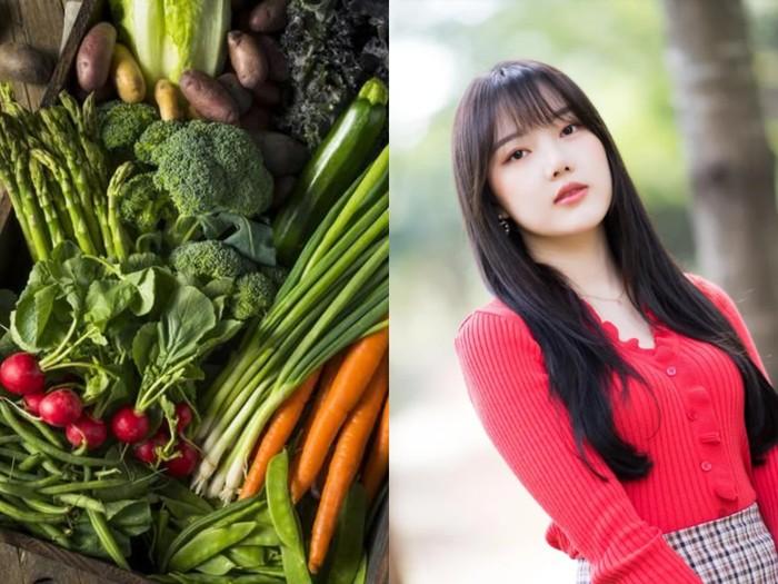 Idol Kpop yang gak doyan sayuran