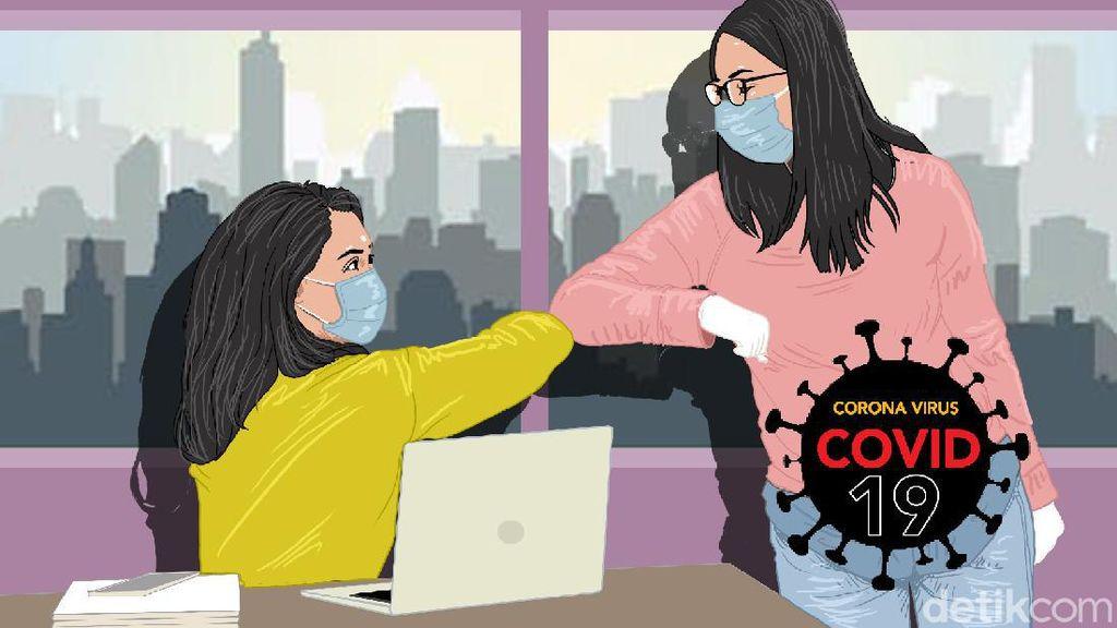 19 Guru SD-SMP di Cimahi yang Positif COVID-19 Dinyatakan Sembuh