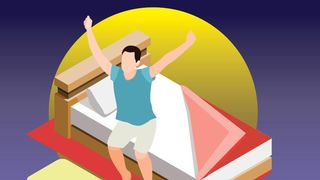 7 Adab Bangun Tidur