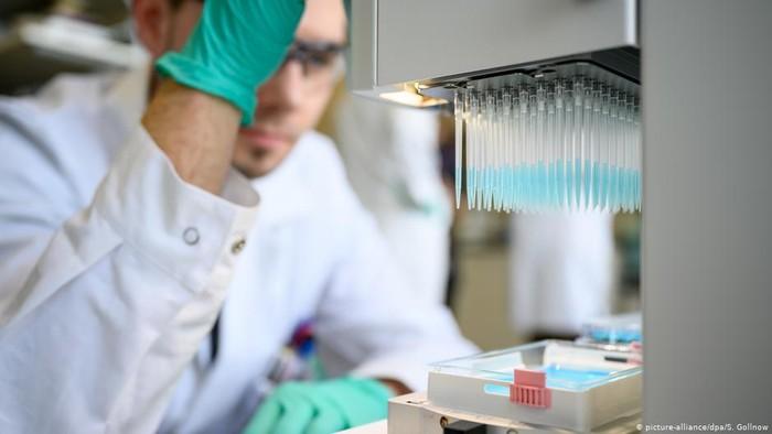 Institut Robert Koch Jerman Tarik Laporan Soal Vaksin Corona Tersedia Tahun Ini