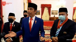 Lengkap, Ini Isi Obrolan Hangat Jokowi dengan Fahri-Fadli