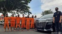 Bius Sopir dengan Ramuan, Komplotan Pencuri Ini Gasak Mobil Mewah