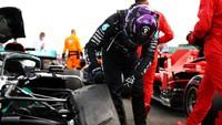 Jelang F1 GP Spanyol, Mercedes Kembali Khawatirkan Masalah Ban