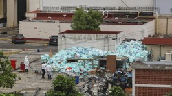 Selain virus Corona, kini tumpukan limbah medis menjadi masalah baru di Meksiko. Limbah medis yang dibiarkan bisa berbahaya dan menjadi sumber penyakit baru.
