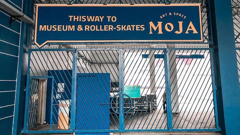 Museum MOJA di GBK.