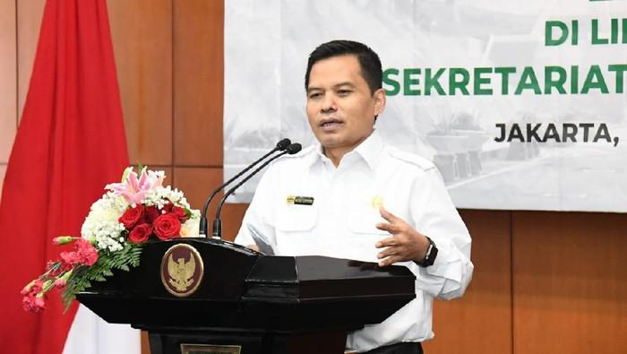 Sekjen MPR Maruf Cahyono