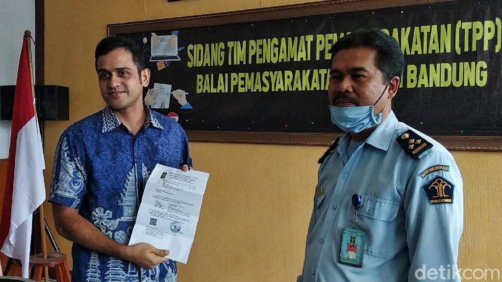 Selama Cuti Sebelum Bebas Murni, Nazaruddin Rajin Lapor ke Bapas Bandung