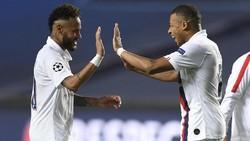 Neymar: Mbappe Anak Emas-nya PSG