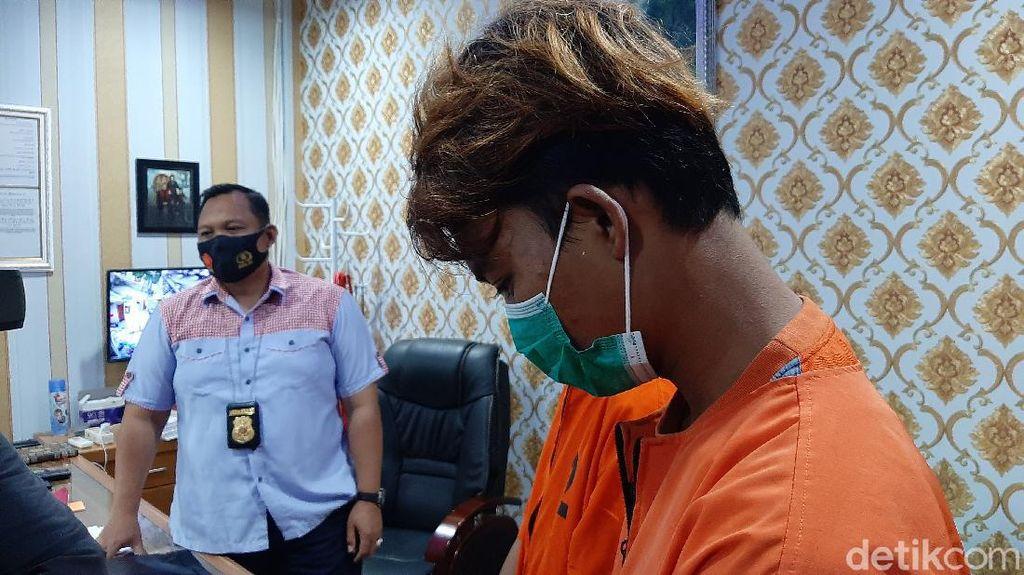 Setubuhi ABG 14 Tahun, Sopir dan Kernet di Palembang Ditangkap
