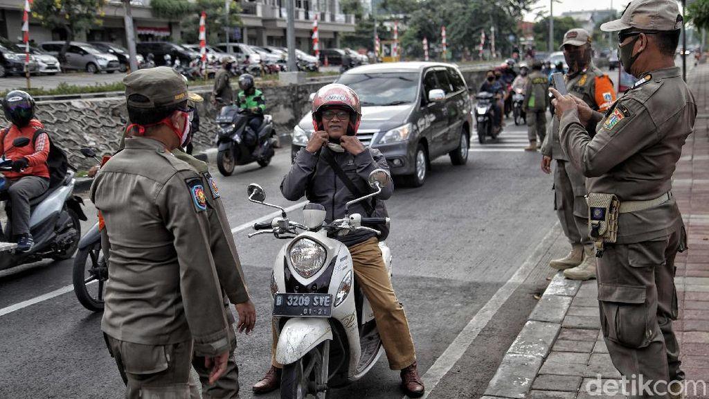 PSBB Transisi Jakarta Diperpanjang untuk Keempat Kalinya