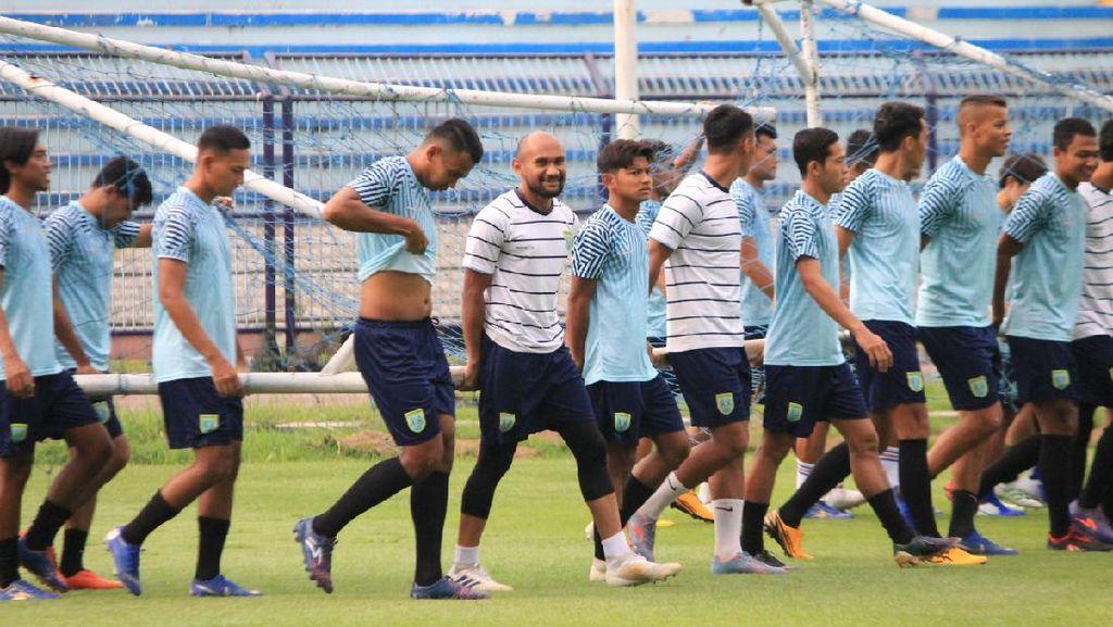 Jelang Shopee Liga 1, Persela Mulai Latihan Awal September