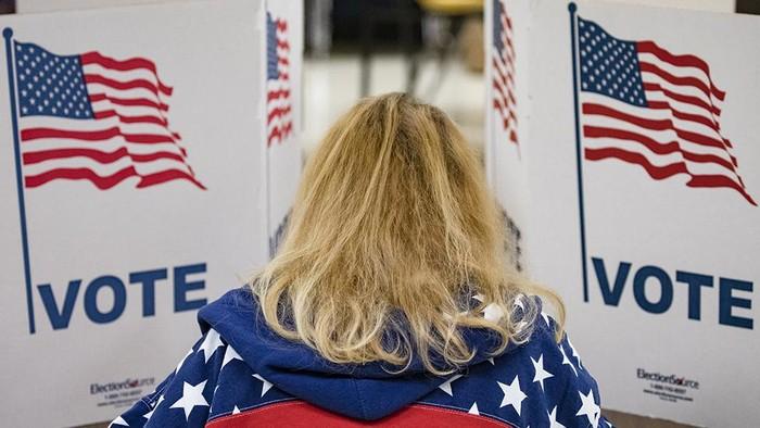 Pilpres AS: Apa yang dimaksud dengan electoral college?
