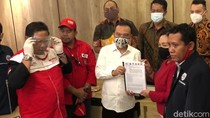 Terima Massa Buruh, DPR Janji Ajak Gabung Tim Kerja Sama UU Ciptaker