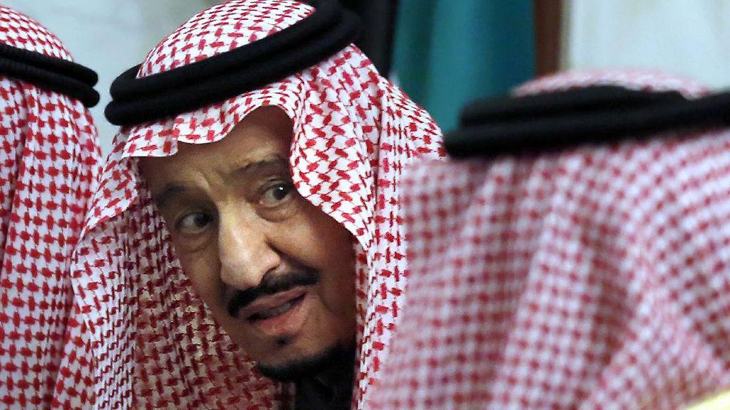 Raja Salman Ganti Ketua Dewan Syura dan Cendekiawan Arab Saudi
