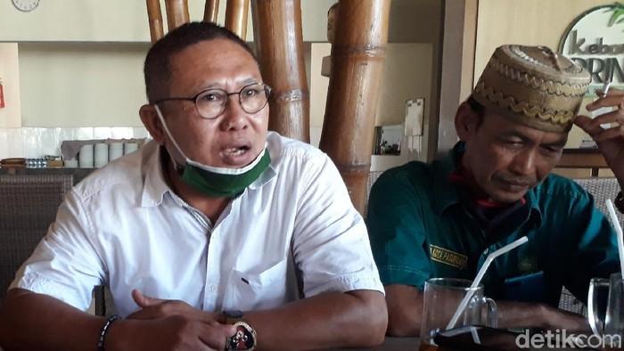 Sekretaris Dewan Syuro PKB Kota Pasuruan, Ustaz Nawawi