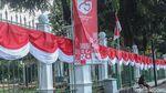 Semarak Merah Putih Ibu Kota Jelang HUT RI
