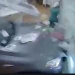 Detik-detik Mobil SUV Tabrak Ruang Gawat Darurat RS, 1 Orang Meninggal