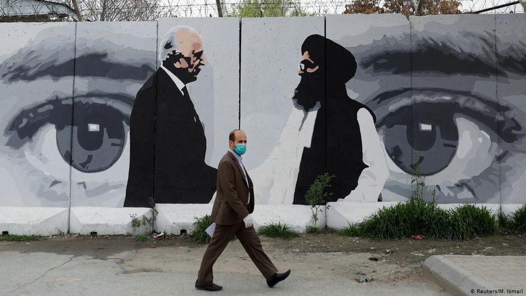 Taliban: Sistem Islam Satu-satunya Cara Capai Perdamaian Afghanistan