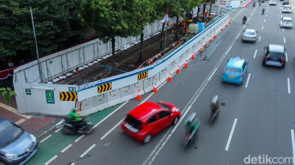 Tembus Monas hingga Kota Tua, MRT Fase II Mulai Digarap