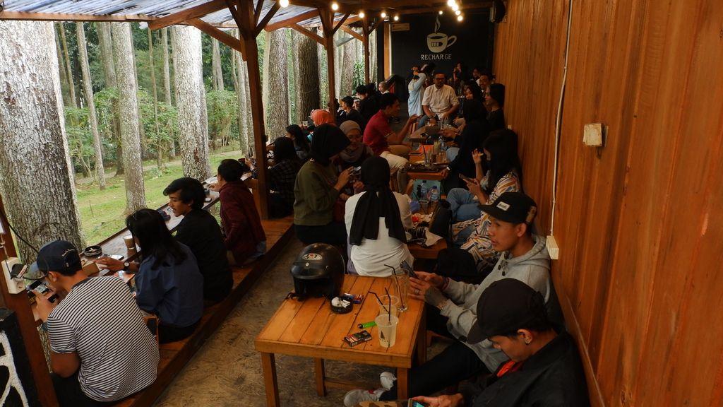 Tempat ngopi di Bandung
