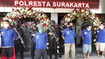 Berkas Kasus Penyerangan Doa Nikah Anak Habib Umar Assegaf Dikebut