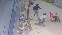 Viral Baby Sitter di Padang Jadi Korban Begal Payudara, Pelaku Diburu